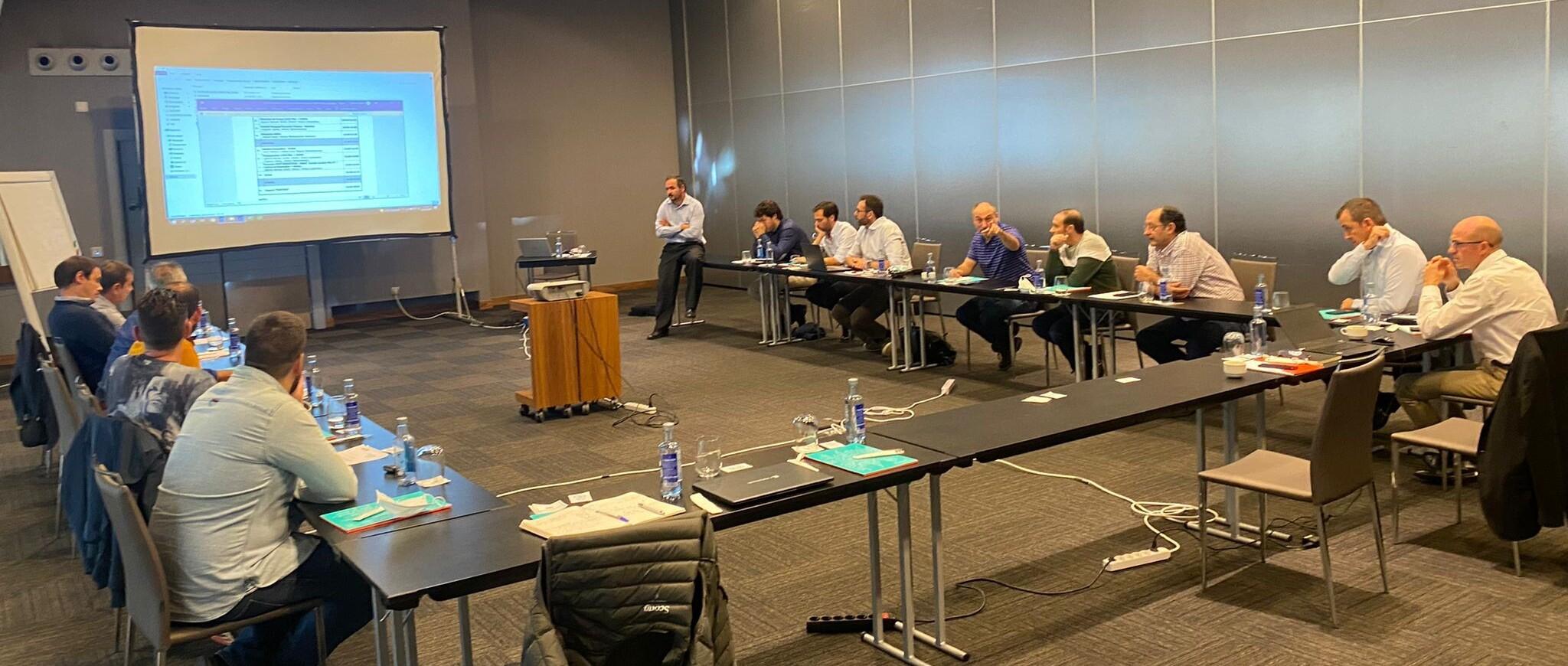 El Comité de la Dirección Técnica de Viamed celebra en Madrid su primera reunión presencial con la asistencia de los responsables de mantenimiento de los hospitales Viamed