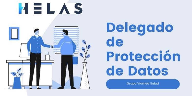 Viamed refuerza la figura del Delegado de Protección de datos